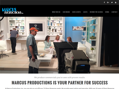 marcus productions