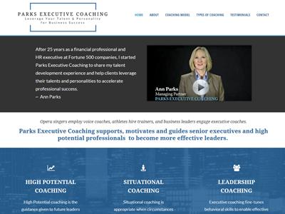 parks executive coaching