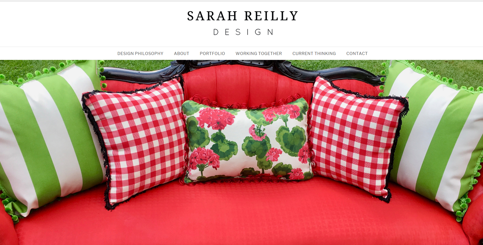 sarah reilly design