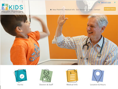kids health partners