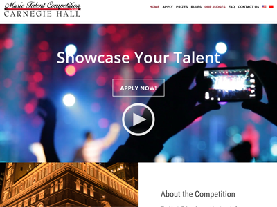 music talent competition