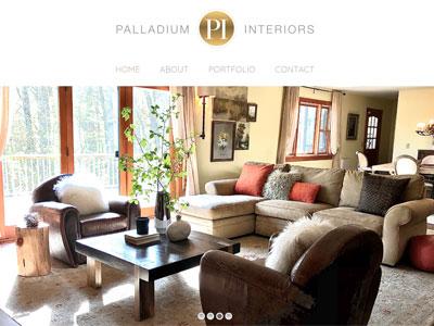 palladium interiors